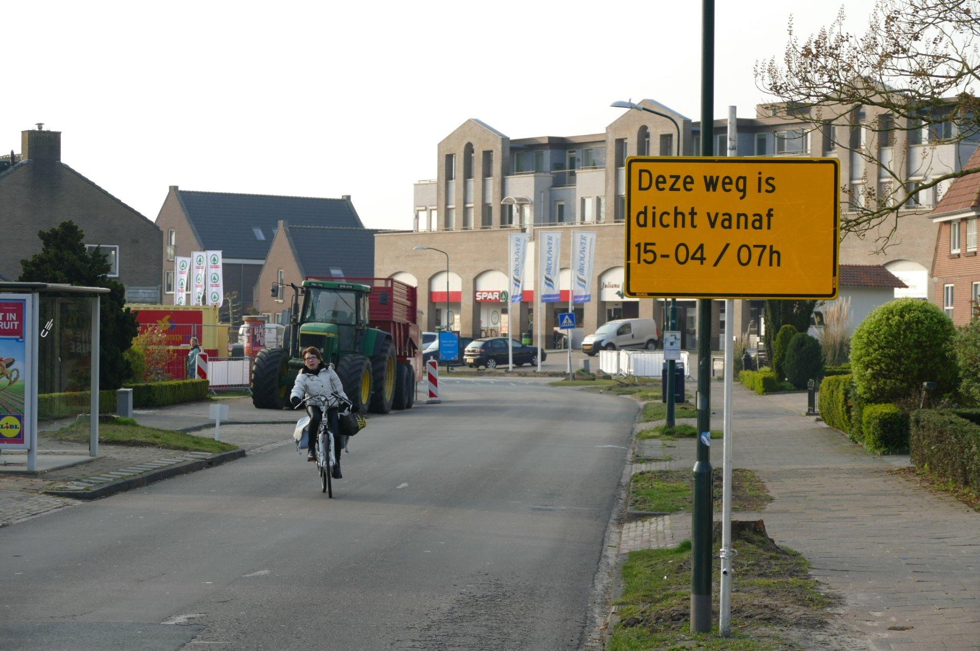 Hessenweg afgesloten: werkzaamheden vertraagd - Snel ...